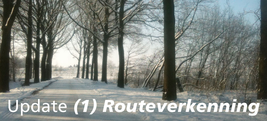 Routeverkenning 1