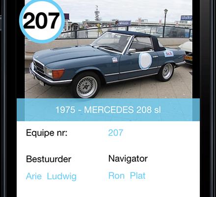 SLS Classic App voor iPhone en Android