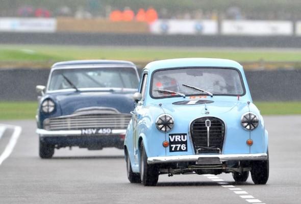'Van saaie Engelse gezinsauto tot high-performance rallykanon..'